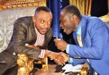 Prophet Owusu Bempah and Prophet Badu Kobi
