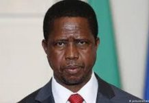 President of Zambia, Edgar Lungu