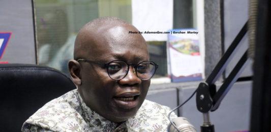 Director-General of the GES, Prof. Kwasi Opoku-Amankwa