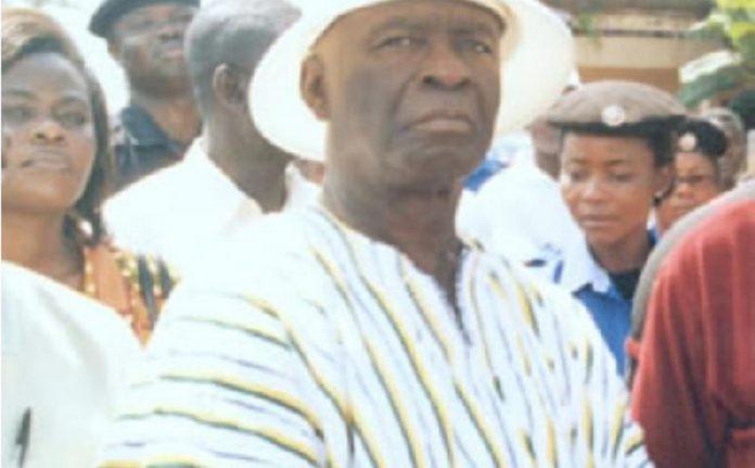 Nana Akwasi Agyeman, former Chief Executive of KMA