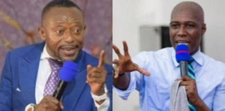 Rev. Owusu Bempah and Prophet Kofi Oduro