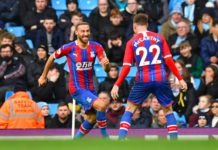 Crystal Palace celebrates
