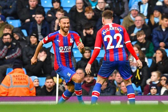 Crystal Palace celebrates