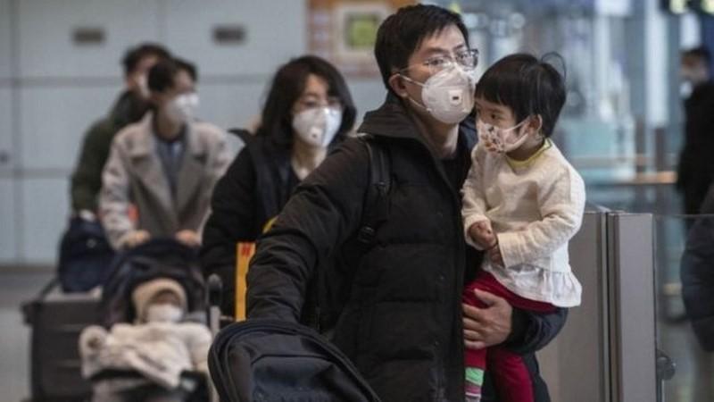China suffering from Coronavirus
