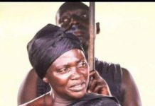 The late Nana Yaa Nyamaa Pudoo II was the Paramount Queen of Sunyani traditional area