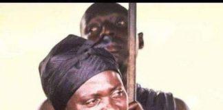 The late Nana Yaa Nyamaa Pudoo II was the Paramount Queen of Sunyani traditional area