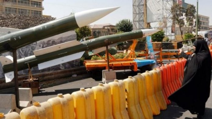 Iran's missile capabilities are a key part of its military prowess