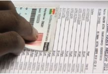 EC voters register