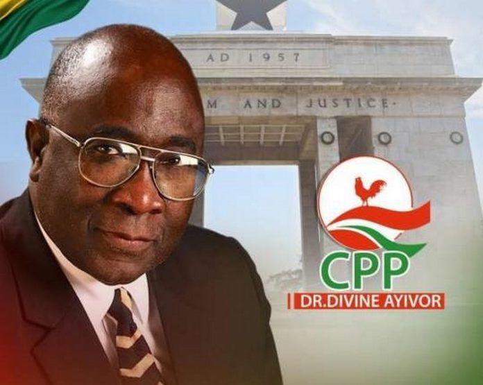 Reverend Dr Divine Ayivor, an Adventist Minister