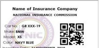 The new motor insurance policy has a comprehensive electronic database to deal with the increasing number of fake insurance stickers in the system.
