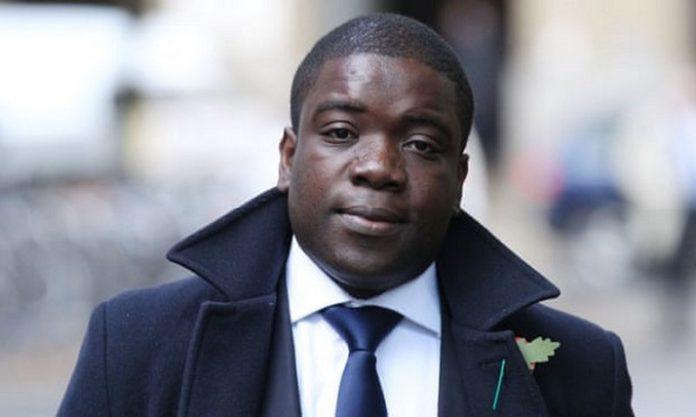 Former UBS Group AG trader, Kweku Adoboli