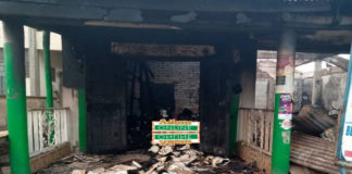 Ashanti region fire