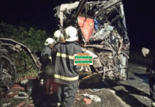 Cape coast accident