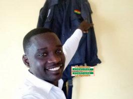 The late Lance Corporal (L/Cpl) Kingsley Kofi Boahen