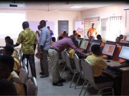 GT Bank builds school