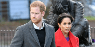 Harry and Meghan drop royal duties and HRH titles | Photo by: KARWAI TANG