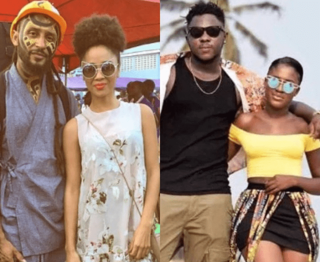 Be yourself, stop coping Sister Derby - Wanlov tells Fella Makafui