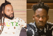 File Photo: L-R: Wanlov & Mr Eazi