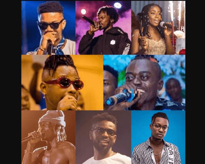 Nsoromma Season 2: Kidi, Fameye, MzVee, Yaw Berk, Kofi Mole, Bisa K'dei, Kelvyn Boy & Lil Win billed to perform