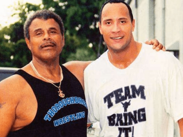 "WWE Hall-of-Famer Rocky Johnson — who paved the way for son Dwayne ""The Rock"" Johnson — has passed away at the age of 75."