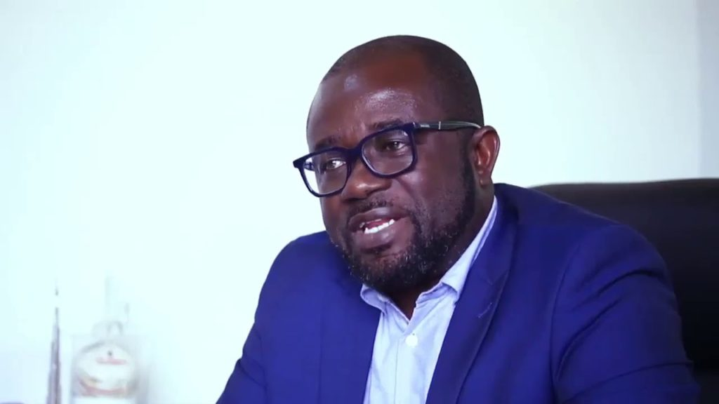 GFA President, Kurt Okraku