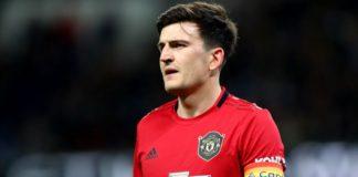 New Man Utd Captain