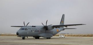 Ghana's Military aircraft C295 was mentioned in the court document