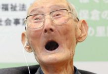 World's oldest living