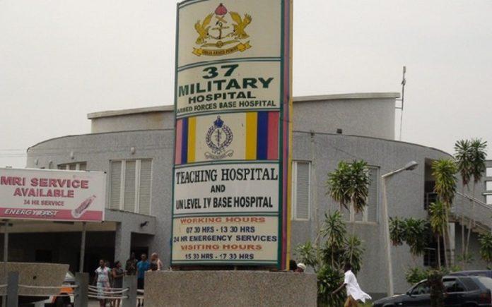 The 37 Military Hospital