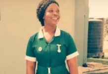 Ruth Eshun, murdered nurse