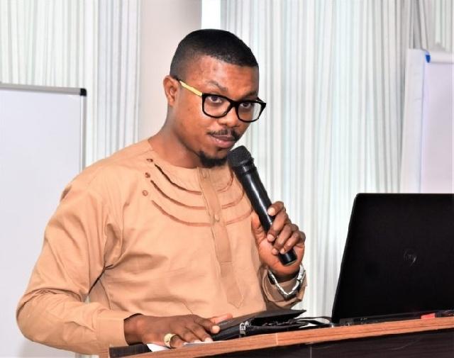 Dr Prince Armah, Executive Secretary of NaCCA