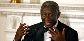 Ex-President Kuffour