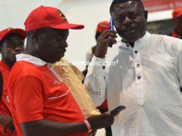 Asante Kotoko officials