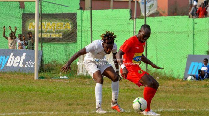 Dreams FC vs Asante Kotoko
