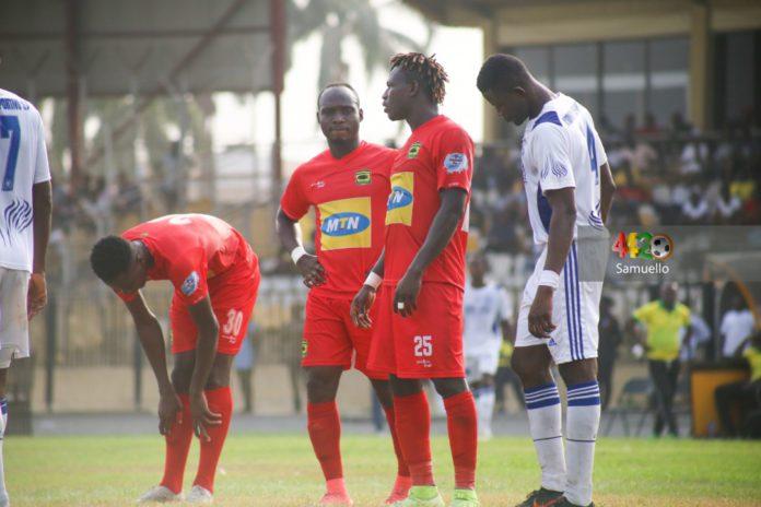 Asante Kotoko vs Asokwa Deportivo