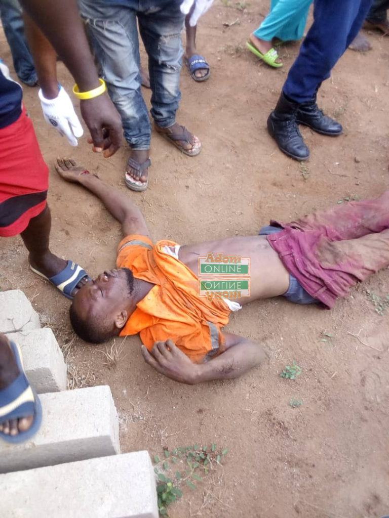 okada rider murderd