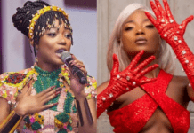 """Efya unveils her other self, she calls her """"Big Dragon"""""""