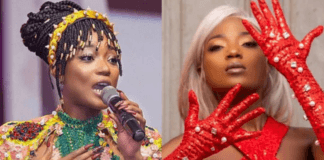 "Efya unveils her other self, she calls her ""Big Dragon"""
