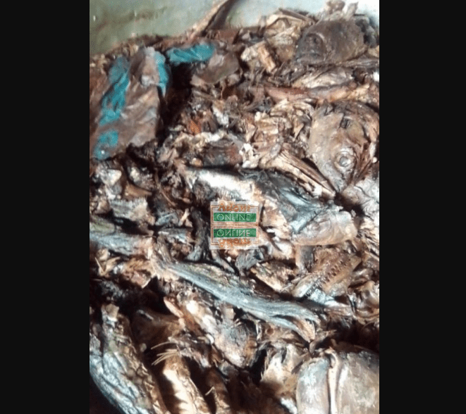 DCE assaults mother and daughter after running-over their Ghs 1,100 worth sack of fish