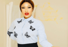Tonto Dike | Photo source: Instagram