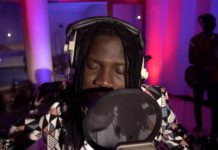"Stonebwoy releases new song called ""Sobolo"""