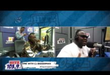 Da Don interviews CJ Biggerman on Daybreak Hitz show