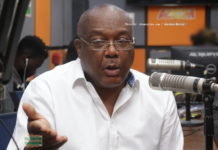 Ghana's High Commissioner to the UK under the Mahama administration, Emmanuel Victor Smith