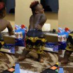 shatta bandle dance