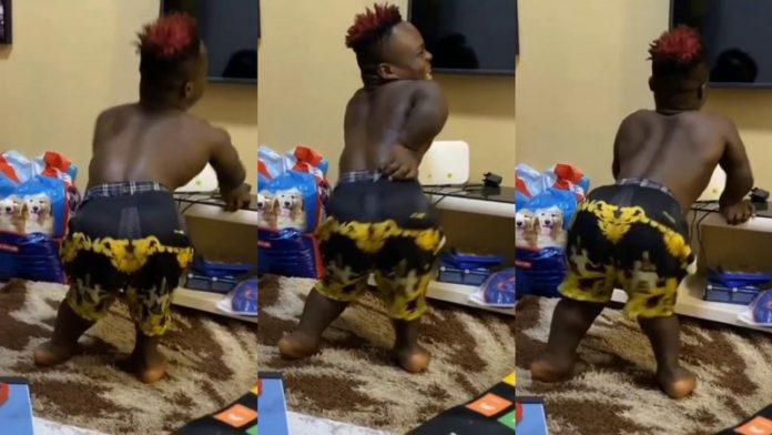 shatta bandle dance