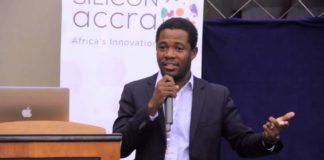 CEO of Silicon Accra project, Mr David Osei