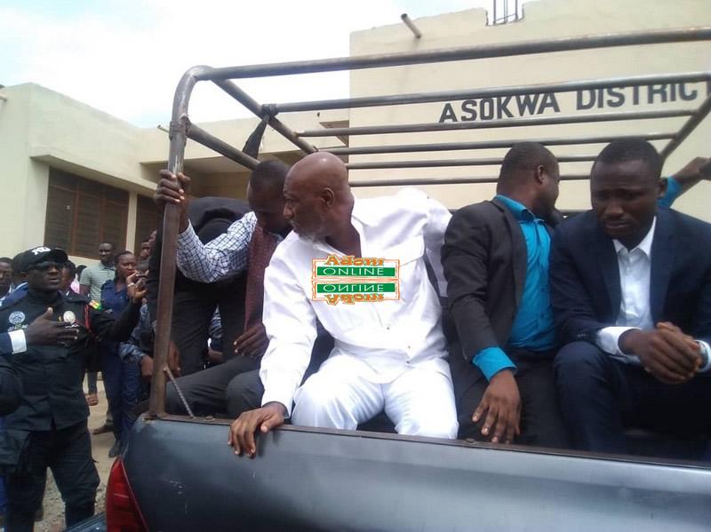 kumasi pastor arrested