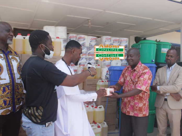OBOFOUR coronavirus donation