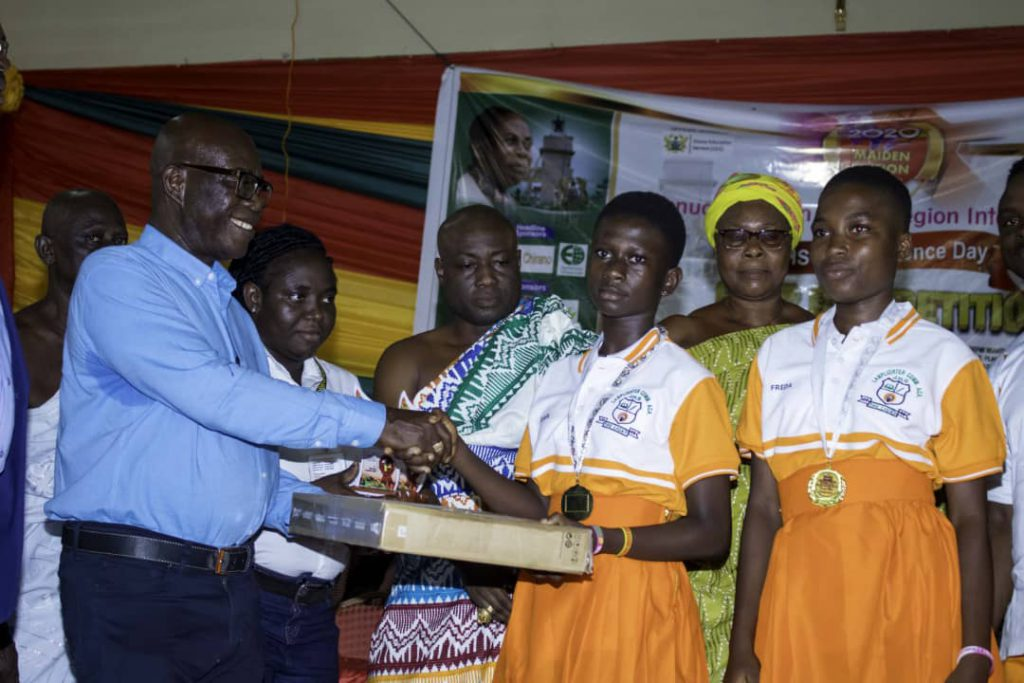 Bia West wins Western North Region's maiden Inter-District Quiz Competition