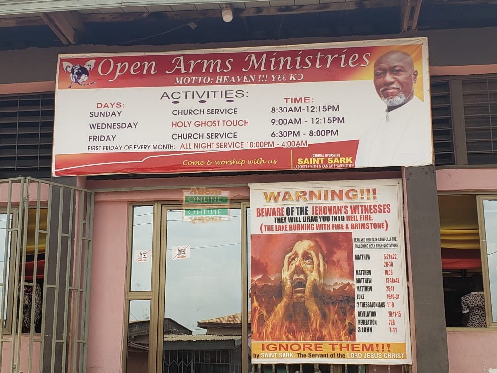 Open Arms Ministry